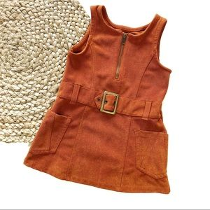 Genuine Kids Oshkosh | Girls 18M Rust Orange Dress